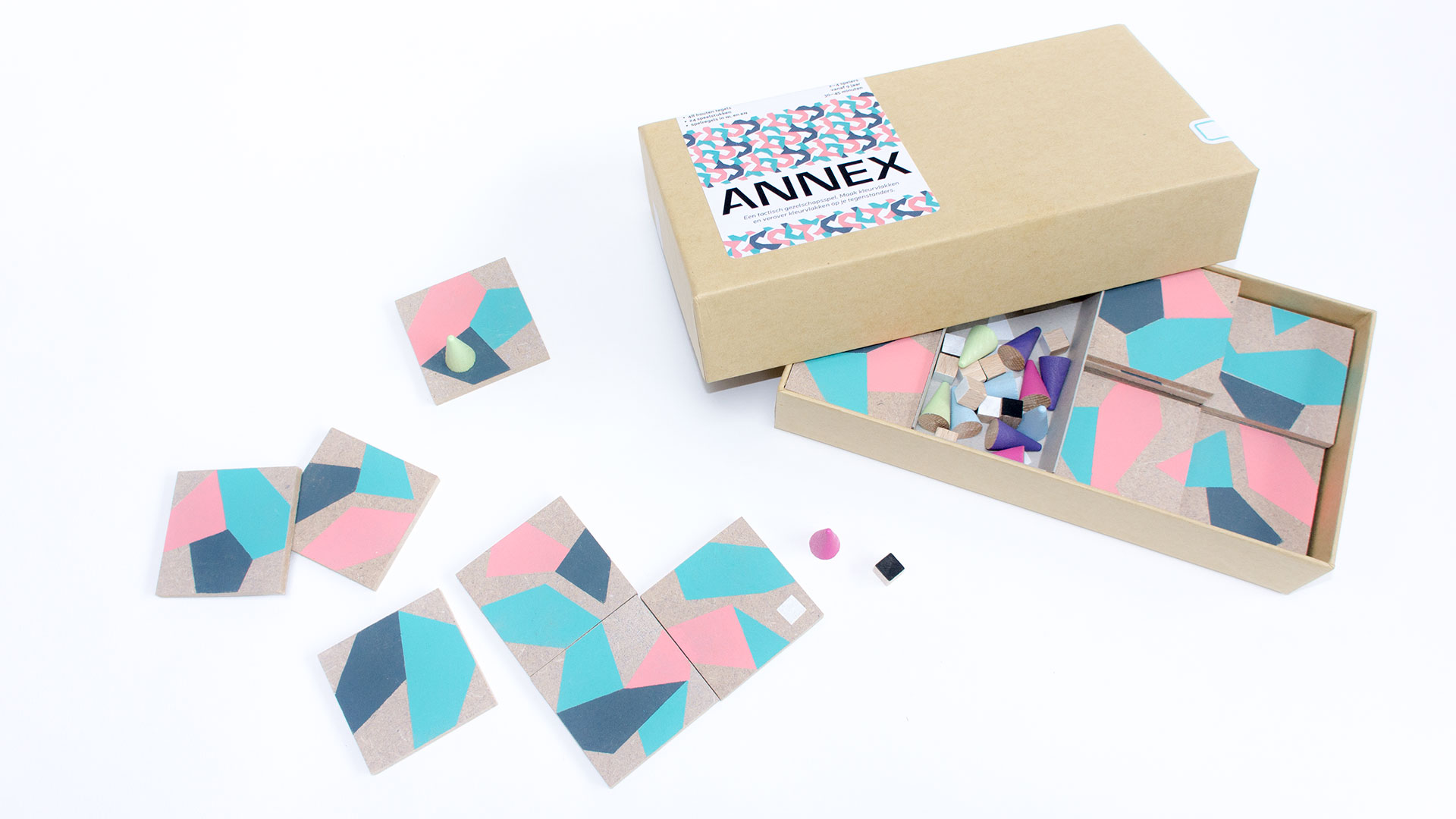 Handmade games by Michele Michele Games