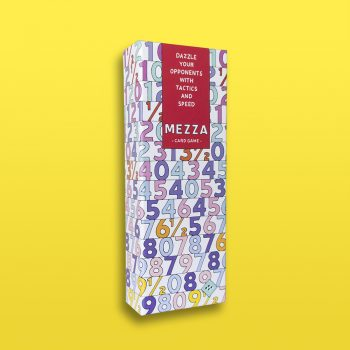 Mezza by Michele Michele Games via https://designspellen.nl